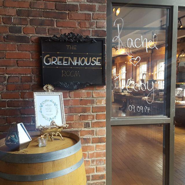 Greenhouse Room - Lafayette Brewing Company, Buffalo, NY