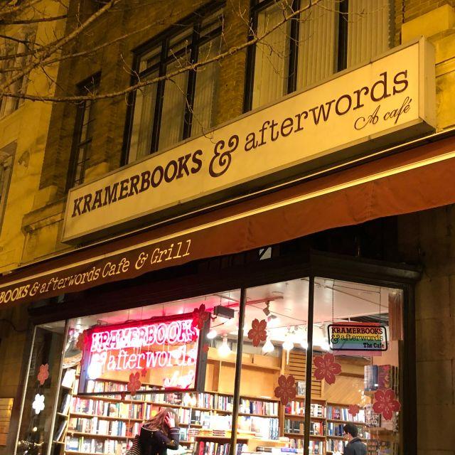 Kramerbooks & Afterwords Cafe, Washington, DC