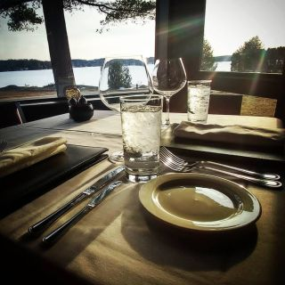 A photo of Walloon Lake Inn restaurant