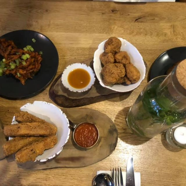The Allotment Vegan Eatery, Manchester
