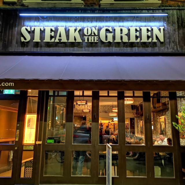 Steak on the Green, London