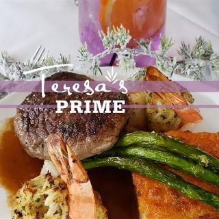A photo of Teresa's Prime restaurant