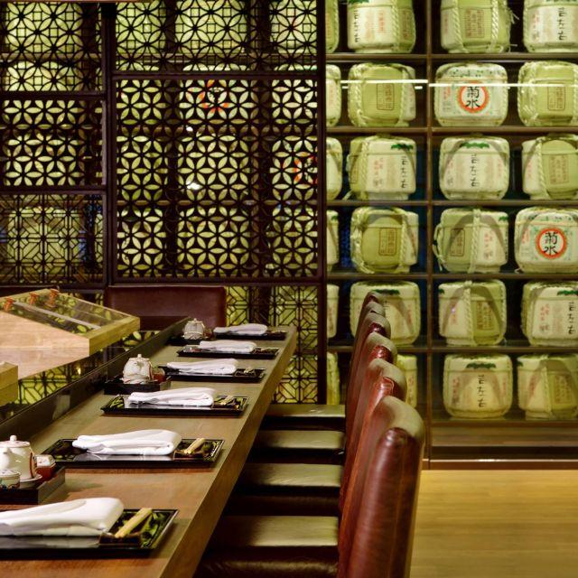 Kisso Japanese Restaurant - the Westin Grande Sukhumvit, Bangkok, Bangkok