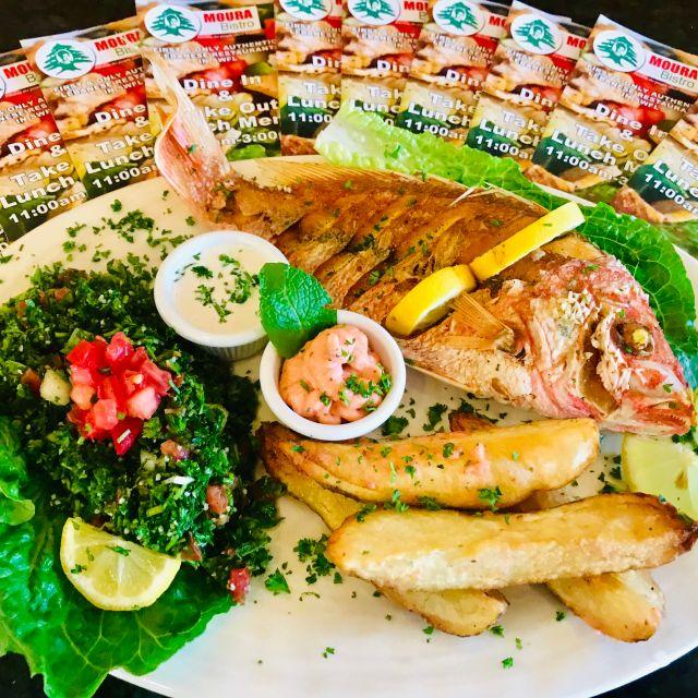 Fresh Fish - Moura Bistro, Naples, FL