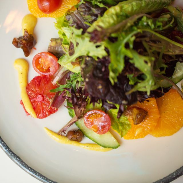 Citrus Salad - Trace, Seattle, WA