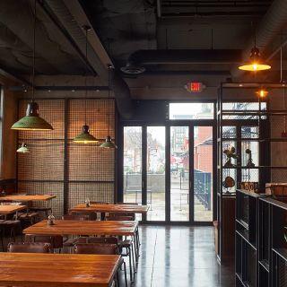 A photo of Peony Kitchen restaurant