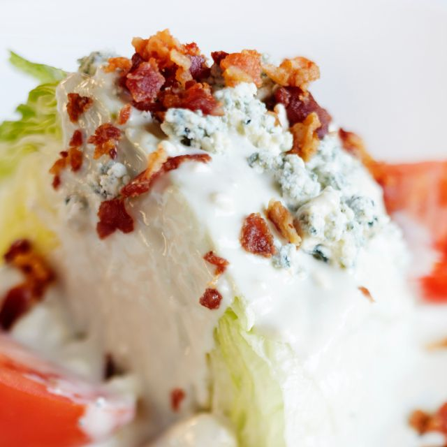 Wedge Salad - Al Biernat's - North Dallas, Dallas, TX