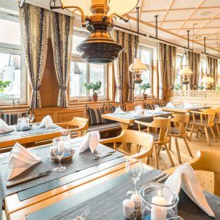 Restaurant Schwabenstube im Seminaris Hotel Bad Boll