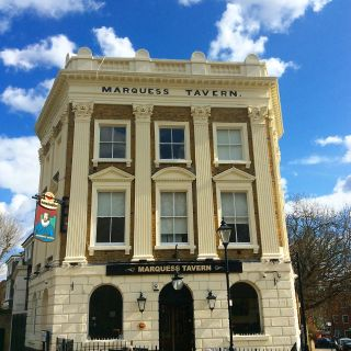 A photo of The Marquess Tavern restaurant