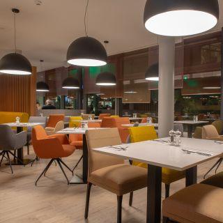 A photo of HANGAR 24 restaurant