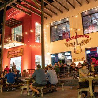 Una foto del restaurante Rock & Brews - Los Cabos