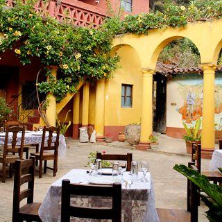 Foto von Na Bolom Restaurant