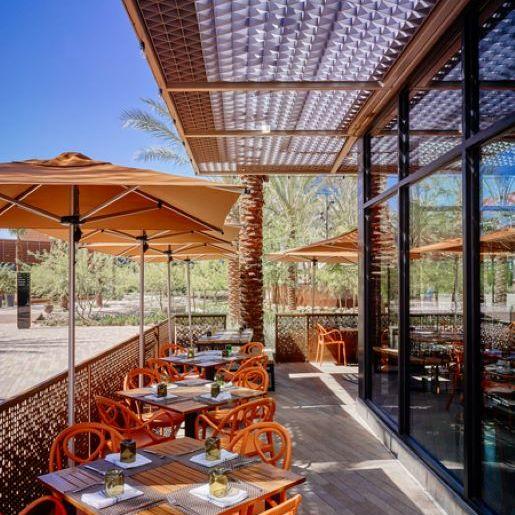 Wolfgang Puck Summerlin PDR Patio - Wolfgang Puck Bar & Grill - Summerlin, Las Vegas, NV
