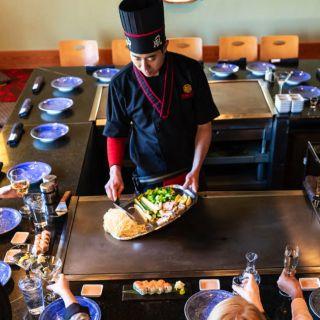 A photo of Nakato 'Hibachi' Japanese Restaurant restaurant