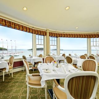 Foto von Reading Room Restaurant at The Bar Harbor Inn Restaurant