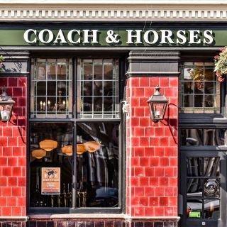 A photo of The Coach & Horses restaurant