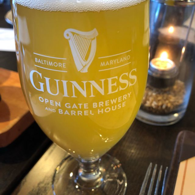 1817 at Guinness Open Gate Brewery & Barrel House, Halethorpe, MD