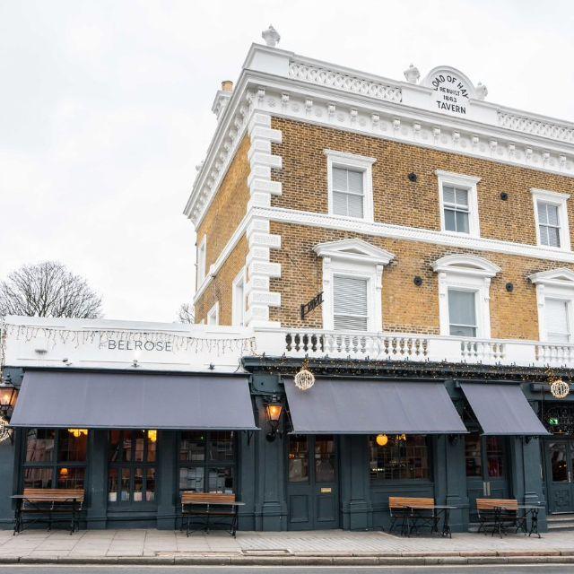 The Belrose, London