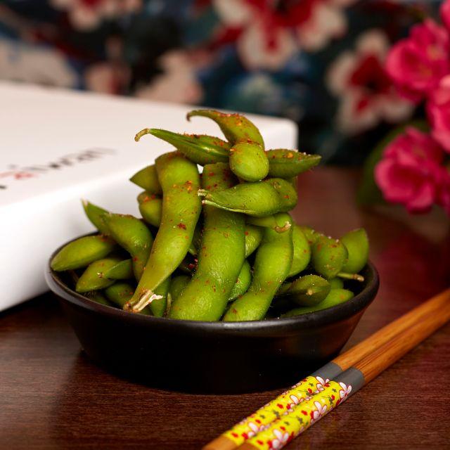 Edamame - BAOBAO Taiwanese Street Food, Croydon, Croydon