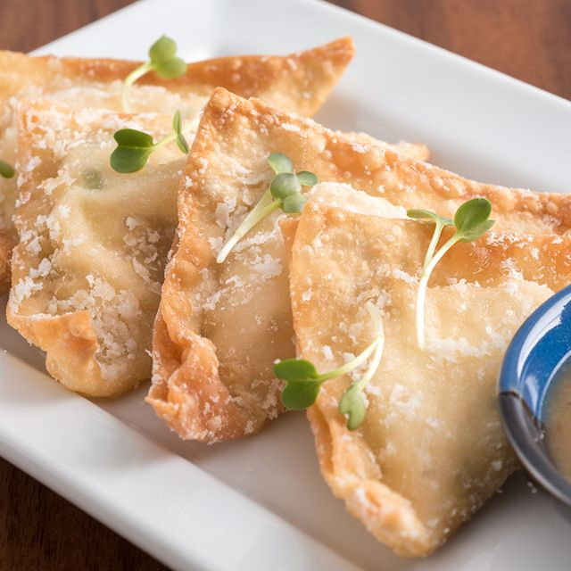 Pineapple Cheese Wontons - RA Sushi Bar Restaurant - Pembroke Pines, Pembroke Pines, FL