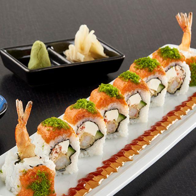 Gojira Roll - RA Sushi Bar Restaurant - Pembroke Pines, Pembroke Pines, FL