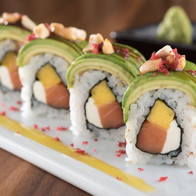 Crazy Monkey Roll - RA Sushi Bar Restaurant - Pembroke Pines, Pembroke Pines, FL