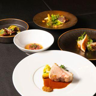 A photo of Restaurant AROMES restaurant