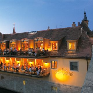 A photo of Alte Mainmühle restaurant