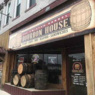 The Twisted Barrel Bourbon House