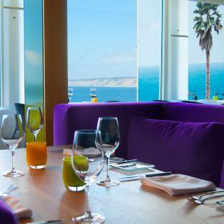 Una foto del restaurante California Modern - George's at the Cove