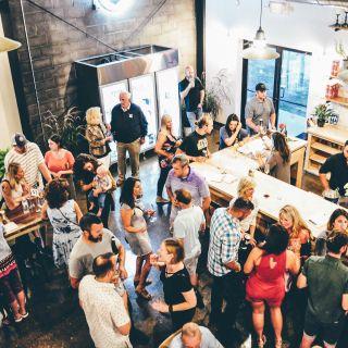 A photo of Alchemy Wine & Beer restaurant