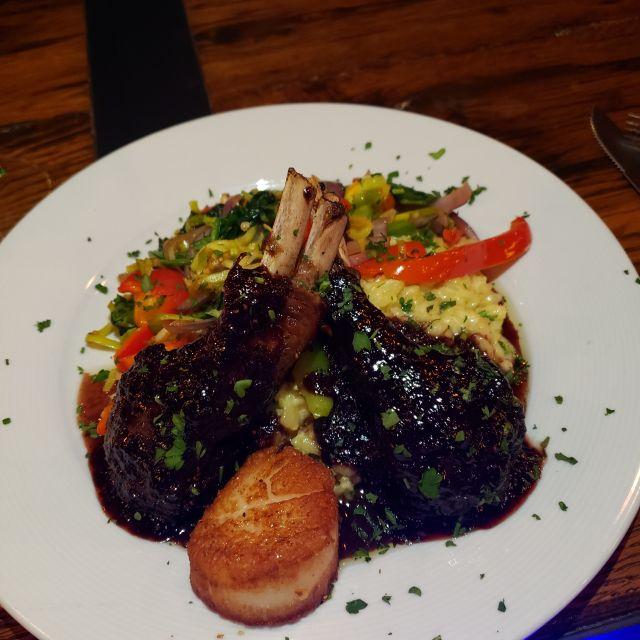 Indigo Crow Restaurant & Bar, Cave Creek, AZ
