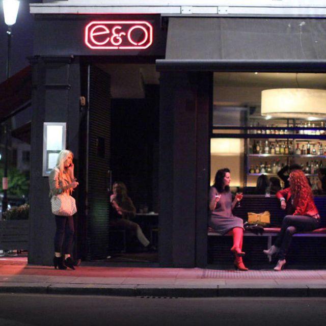 E&o Exterior - e&o, London