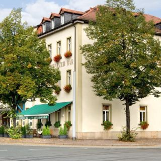 A photo of Hotel & Restaurant Schwarzer Bär Jena restaurant