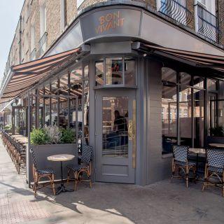 A photo of Bon Vivant restaurant