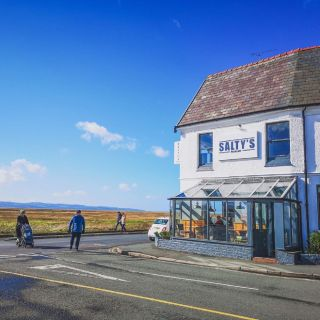A photo of Salty's Parkgate restaurant