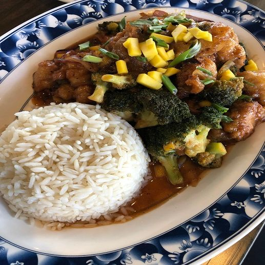 Sweet and Sour Asian Kitchen, Myrtle Beach, SC