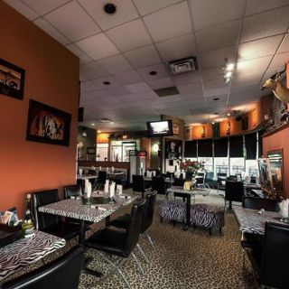 A photo of Safari Grill restaurant
