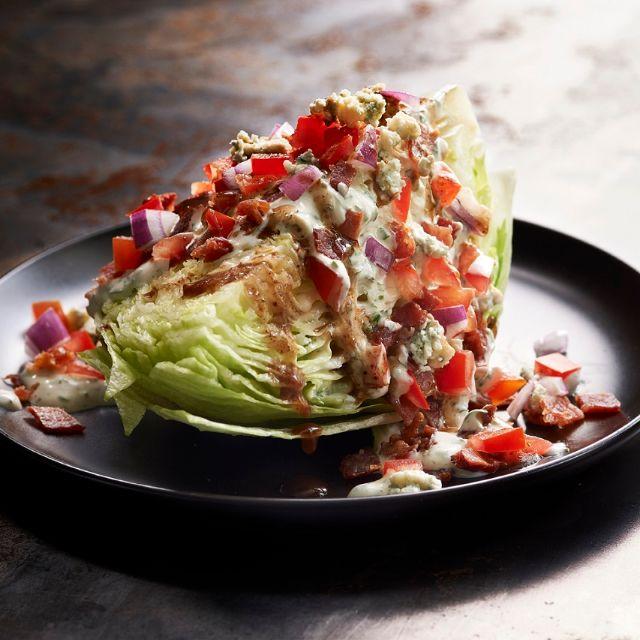 Wedge Salad - Claim Jumper - Lombard, Lombard, IL