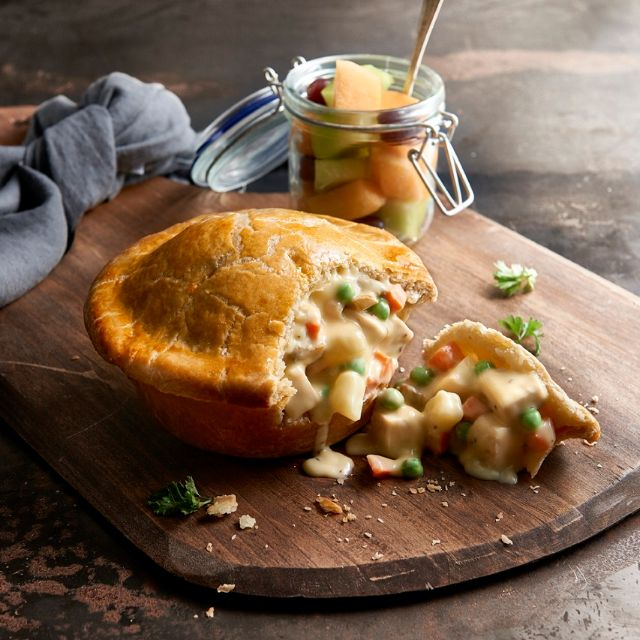 Chicken Pot Pie - Claim Jumper - Monrovia, Monrovia, CA