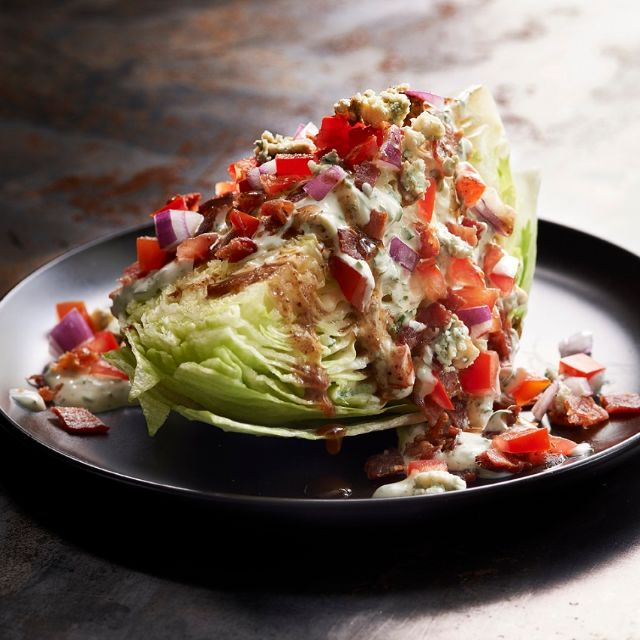 Wedge Salad - Claim Jumper - Village of Hoffman Estates, Village of Hoffman Estates, IL