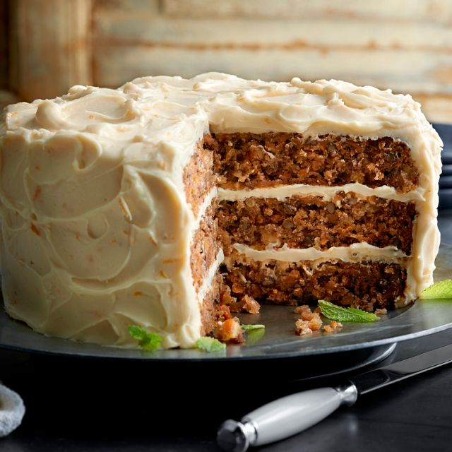 Carrot Cake - Claim Jumper - Village of Hoffman Estates, Village of Hoffman Estates, IL