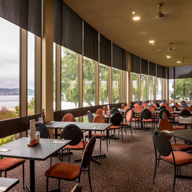 Buffet & Coffee Shop - Wrest Point, Sandy Bay, AU-TAS