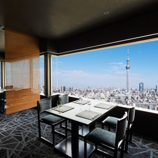A photo of SKY TREE VIEW RESTAURANT REN (Japanese cuisine) - Tobu Hotel Levant Tokyo restaurant
