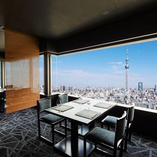 SKY TREE VIEW RESTAURANT REN (Japanese cuisine) - Tobu Hotel Levant Tokyo