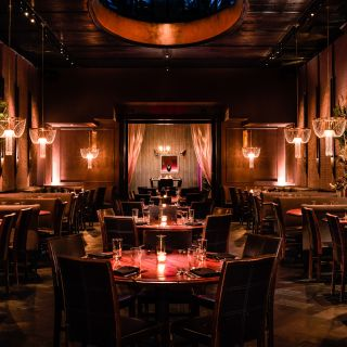 A photo of Beauty & Essex- New York restaurant