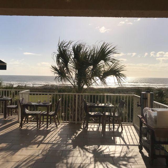 Sunrise Café at Omni Amelia Island Plantation Resort, Amelia Island, FL