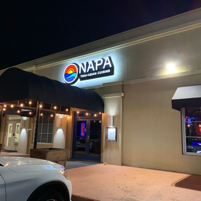 NAPA Thai Asian Cuisine, Colleyville, TX