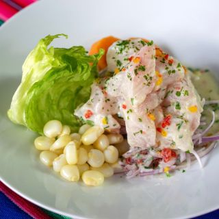 Una foto del restaurante Lima Restaurant