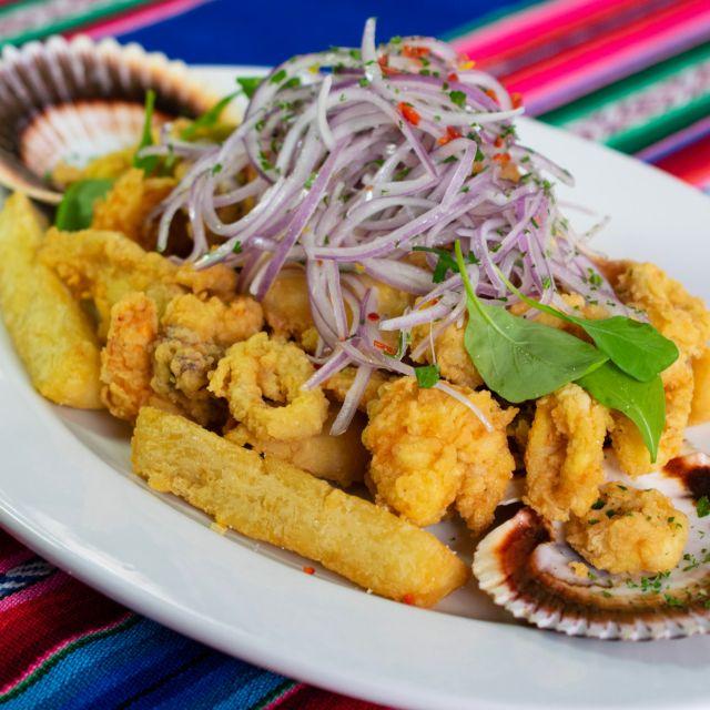 Lima Restaurant Calamari - Lima Restaurant, San Diego, MA